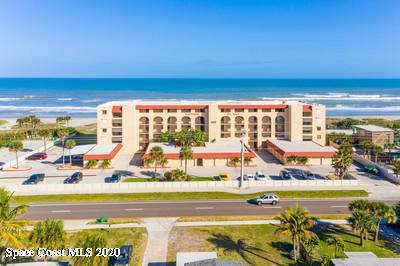 1305 S Atlantic Avenue #250, Cocoa Beach, FL 32931 (MLS #870794) :: Premium Properties Real Estate Services