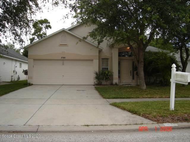2782 Mariah Drive, Melbourne, FL 32940 (MLS #872041) :: Premium Properties Real Estate Services