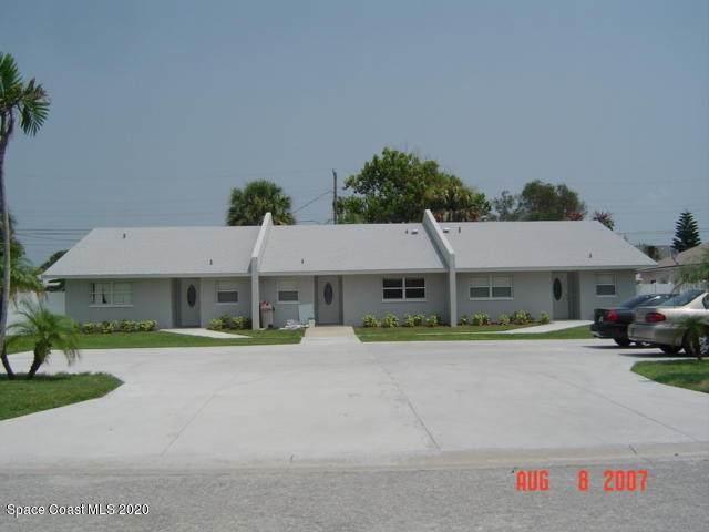210 Cleveland Avenue, Cocoa Beach, FL 32931 (MLS #872321) :: Premium Properties Real Estate Services