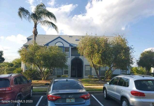 4895 Lake Waterford Way W #2207, Melbourne, FL 32901 (MLS #872366) :: Premium Properties Real Estate Services