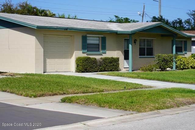 2310 Colony Drive, Melbourne, FL 32935 (MLS #872597) :: Premium Properties Real Estate Services