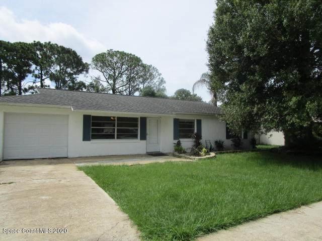3649 Crossbow Drive, Cocoa, FL 32926 (MLS #873527) :: Premium Properties Real Estate Services