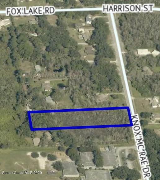 3105 Knox Mc Rae Drive, Titusville, FL 32780 (MLS #874350) :: Blue Marlin Real Estate