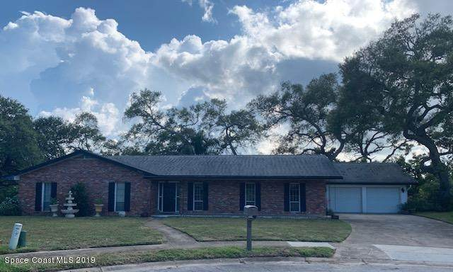 3160 Saunders Place, Titusville, FL 32780 (MLS #874404) :: Blue Marlin Real Estate