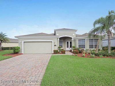 366 Gardendale Circle SE, Palm Bay, FL 32909 (MLS #874812) :: Premium Properties Real Estate Services