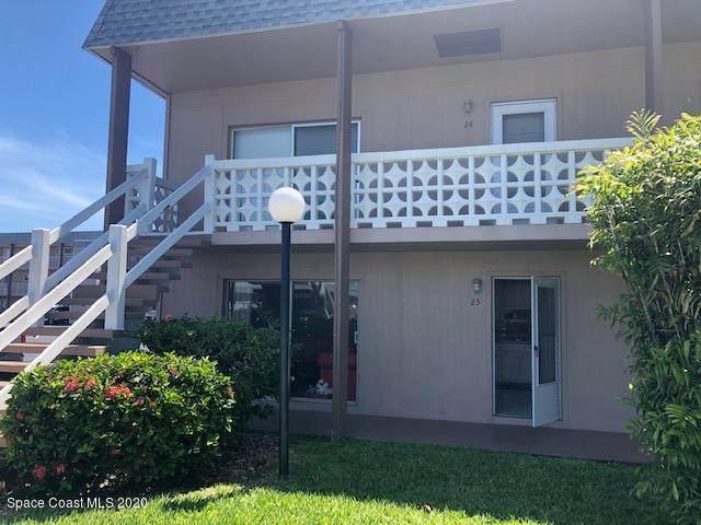 3150 N Atlantic Avenue 440-23, Cocoa Beach, FL 32931 (MLS #875390) :: Premium Properties Real Estate Services
