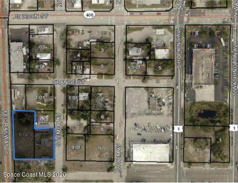 116 S Lemon Avenue Two Parcels, Titusville, FL 32796 (MLS #875502) :: Blue Marlin Real Estate