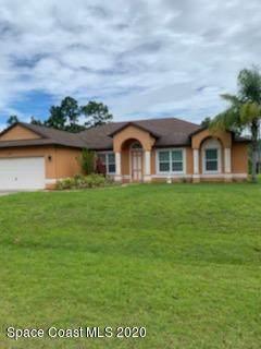 273 NW Alcantarra Street NW, Palm Bay, FL 32907 (MLS #875787) :: Blue Marlin Real Estate