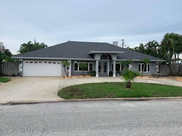 401 S Neptune Drive S, Satellite Beach, FL 32937 (MLS #876378) :: Blue Marlin Real Estate