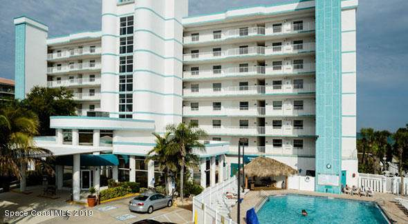 300 Barlow Avenue #1, Cocoa Beach, FL 32931 (MLS #877029) :: Blue Marlin Real Estate