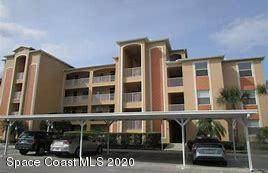 6848 Toland Drive #204, Melbourne, FL 32940 (MLS #877510) :: Blue Marlin Real Estate
