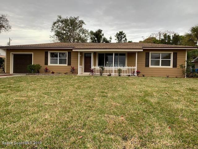 624 Lorraine Drive, Melbourne, FL 32935 (MLS #877870) :: Blue Marlin Real Estate