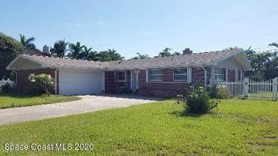 635 Poinsetta Drive, Satellite Beach, FL 32937 (MLS #878130) :: Blue Marlin Real Estate