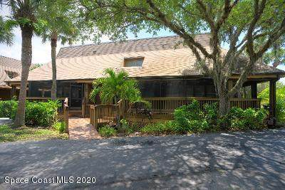 6230 Treetop Drive, Melbourne Beach, FL 32951 (MLS #878137) :: Blue Marlin Real Estate