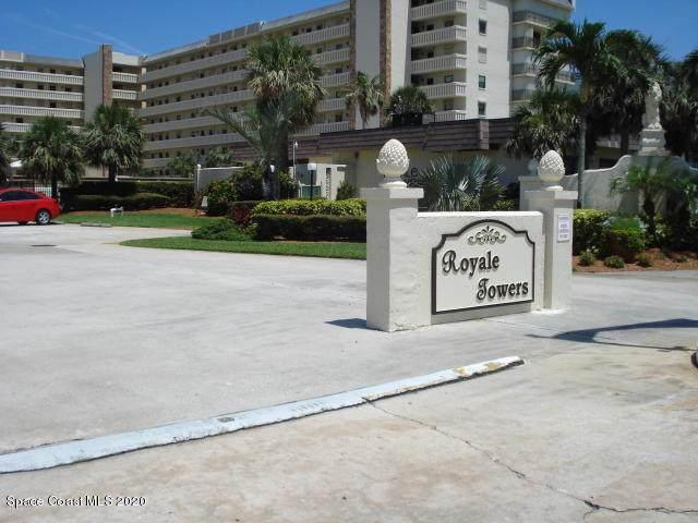 1860 N Atlantic Avenue B-606, Cocoa Beach, FL 32931 (MLS #878744) :: Blue Marlin Real Estate