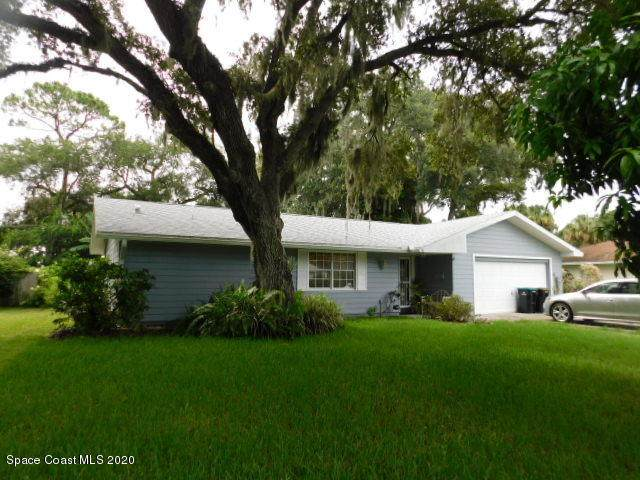 1499 NE Van Eck Road NE, Palm Bay, FL 32907 (MLS #879559) :: Blue Marlin Real Estate