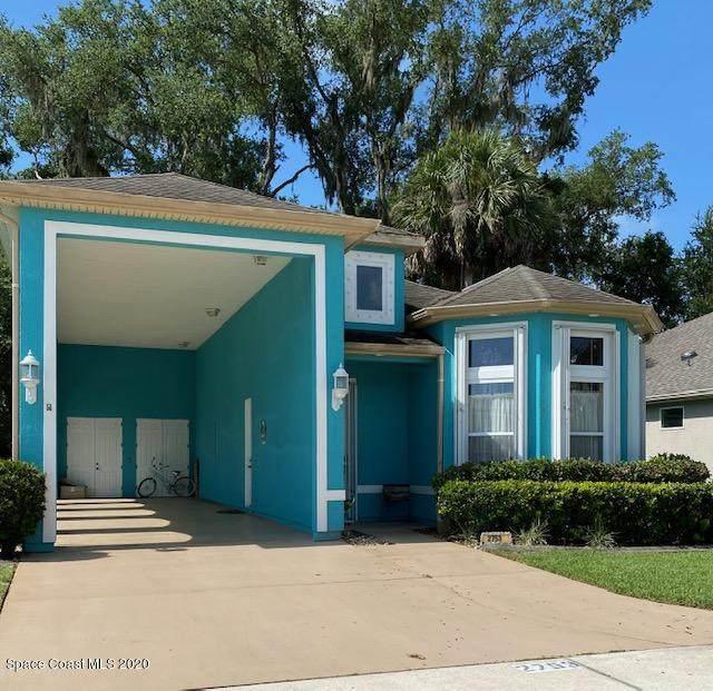 2753 Bates Place #265, Titusville, FL 32796 (MLS #879809) :: Blue Marlin Real Estate