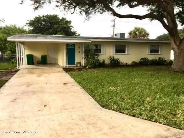 255 Riverside Avenue, Merritt Island, FL 32953 (MLS #879837) :: Premium Properties Real Estate Services