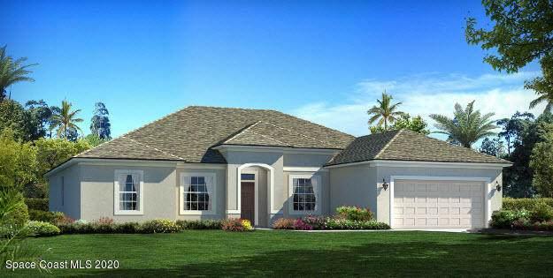 966 SE Brocksmith Street SE, Palm Bay, FL 32909 (MLS #880279) :: Premium Properties Real Estate Services