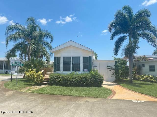 3100 Frontier Drive #91, Titusville, FL 32796 (MLS #880280) :: Premium Properties Real Estate Services