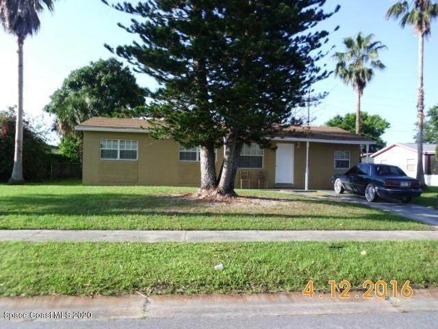 3831 Ellis Drive, Cocoa, FL 32926 (MLS #880288) :: Premium Properties Real Estate Services
