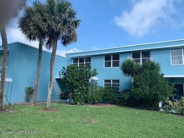 55 Sea Park Boulevard #609, Satellite Beach, FL 32937 (MLS #880292) :: Premium Properties Real Estate Services