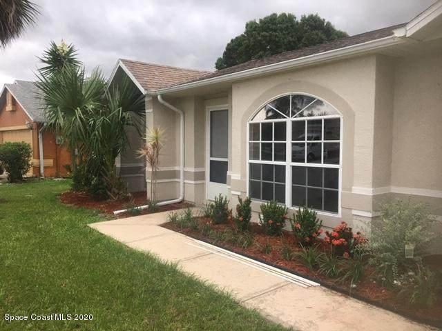 3554 Egret Drive, Melbourne, FL 32901 (MLS #881468) :: Blue Marlin Real Estate