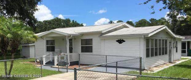 6007 Magnolia Street, Mims, FL 32754 (MLS #881751) :: Blue Marlin Real Estate