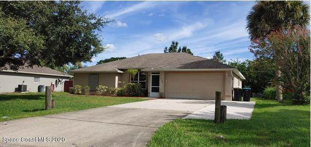 2150 Oaklyn Street NE, Palm Bay, FL 32907 (MLS #882121) :: Blue Marlin Real Estate