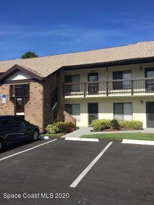 1515 Huntington Lane #727, Rockledge, FL 32955 (MLS #882242) :: Blue Marlin Real Estate