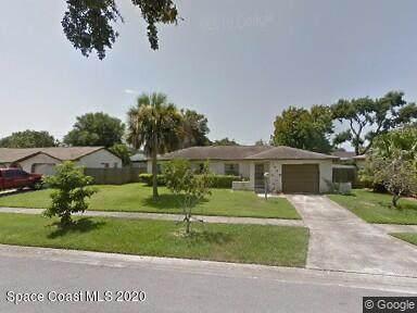 1989 Matte Drive, Melbourne, FL 32935 (MLS #882354) :: Blue Marlin Real Estate