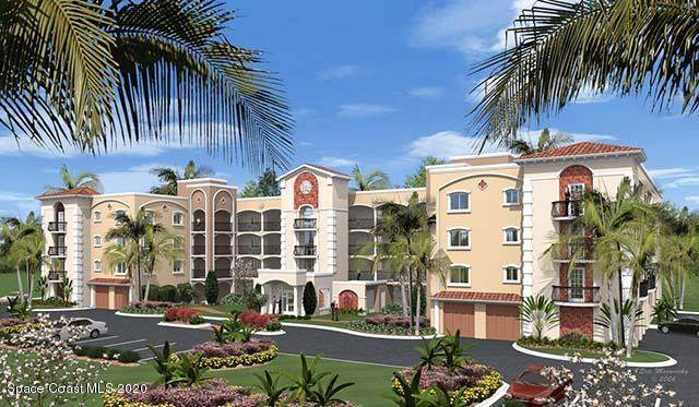 121 Lancha Circle #108, Indian Harbour Beach, FL 32937 (MLS #882400) :: Premium Properties Real Estate Services