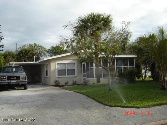 208 Johnson Avenue, Cape Canaveral, FL 32920 (MLS #883333) :: Engel & Voelkers Melbourne Central