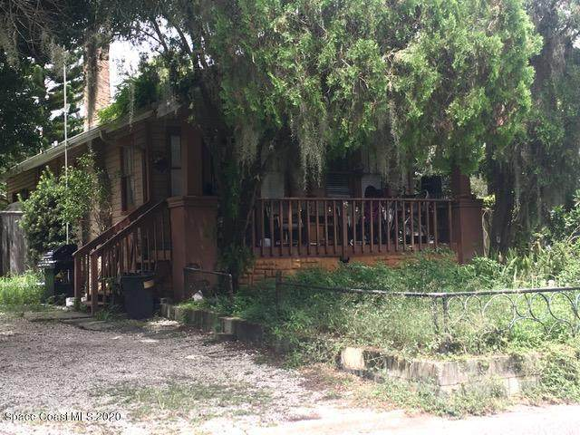 1414 Blanton Street, Titusville, FL 32796 (MLS #883429) :: Blue Marlin Real Estate