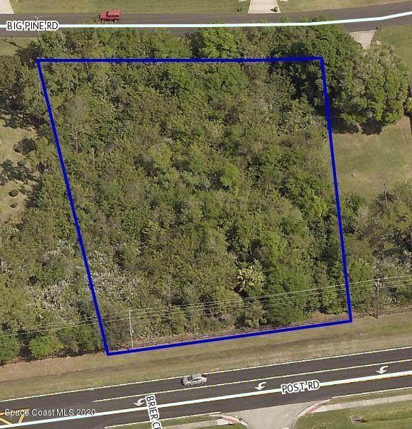 3715 Big Pine Road, Melbourne, FL 32934 (MLS #883835) :: Blue Marlin Real Estate