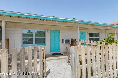 490 S Orlando Avenue #9, Cocoa Beach, FL 32931 (MLS #883906) :: Premium Properties Real Estate Services