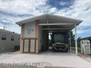 3064 Centaur Lane #18, Titusville, FL 32796 (MLS #883990) :: Coldwell Banker Realty