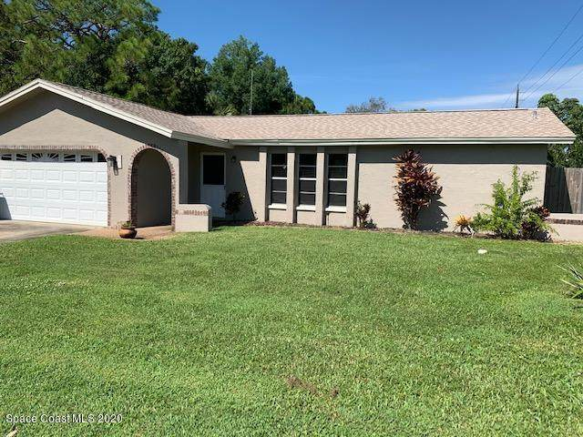 501 Parker Road, West Melbourne, FL 32904 (MLS #884151) :: Engel & Voelkers Melbourne Central