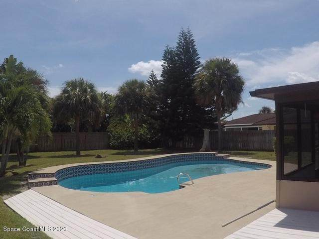 360 Cherry Drive, Satellite Beach, FL 32937 (MLS #884167) :: Blue Marlin Real Estate