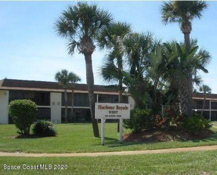 416 School Road #201, Indian Harbour Beach, FL 32937 (MLS #884355) :: Premium Properties Real Estate Services