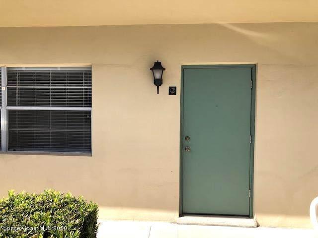 140 Aquarius Way 13-D, Cape Canaveral, FL 32920 (MLS #884488) :: Blue Marlin Real Estate