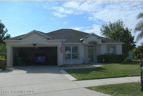 4953 Mandolin Court, Melbourne, FL 32940 (MLS #884884) :: Premium Properties Real Estate Services