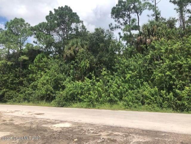 1623 Espejo Street SE, Palm Bay, FL 32909 (MLS #885487) :: Blue Marlin Real Estate
