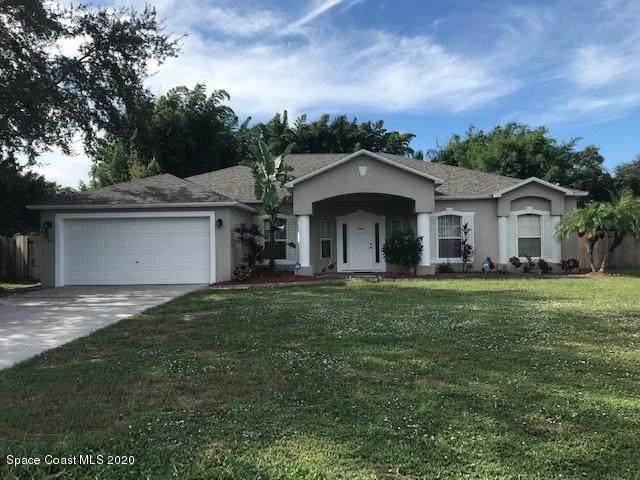 4745 Miramar Street, Cocoa, FL 32927 (MLS #885552) :: Blue Marlin Real Estate