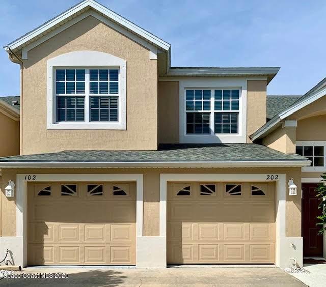 500 Trotter Lane #202, Melbourne, FL 32940 (MLS #885621) :: Armel Real Estate