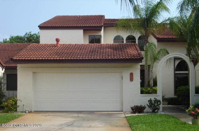 1006 Parkside Place #1006, Indian Harbour Beach, FL 32937 (MLS #885640) :: Premium Properties Real Estate Services