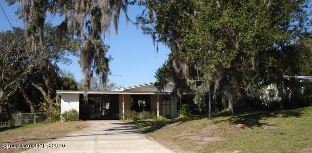 60 N Williams Avenue, Titusville, FL 32796 (MLS #885789) :: Blue Marlin Real Estate