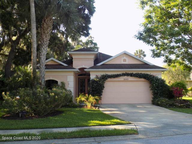 2690 Village Lane, Titusville, FL 32780 (MLS #885825) :: Blue Marlin Real Estate