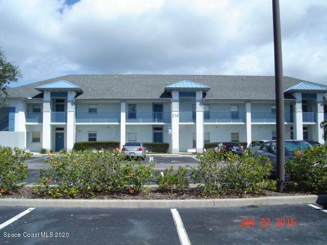 131 Portside Avenue #203, Cape Canaveral, FL 32920 (MLS #885870) :: Premium Properties Real Estate Services