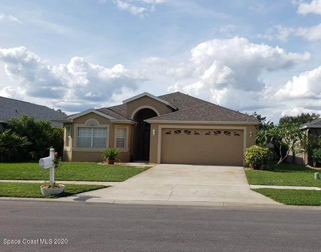 6960 Hammock Trace Drive, Melbourne, FL 32940 (MLS #885987) :: Blue Marlin Real Estate
